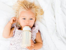 Baby Bottle Tooth Decay - Pediatric Dentist in Dublin, OH